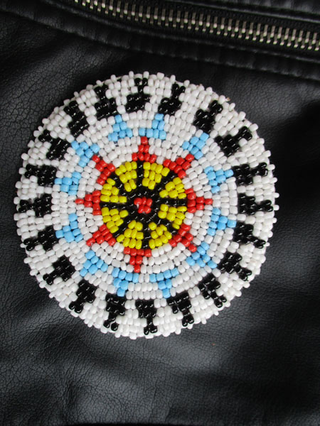 "4 Color 3"" Beaded (037)"