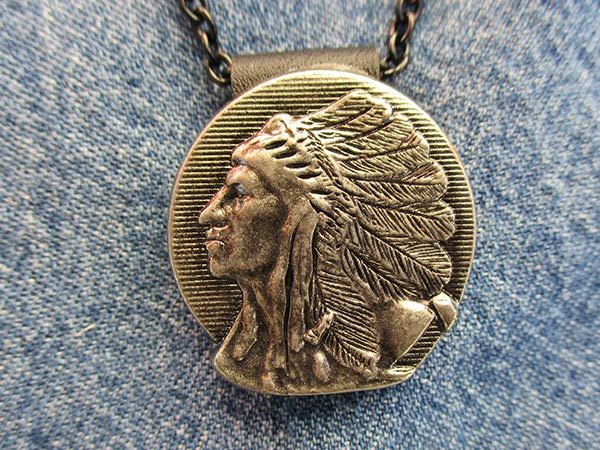 053 Chief Pendant