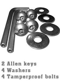 Spools keys