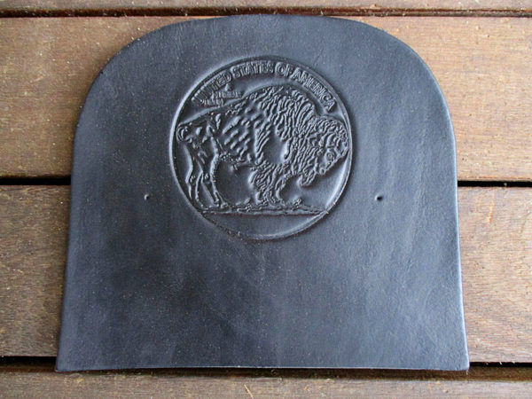 Buffalo Nickel (Black)-041