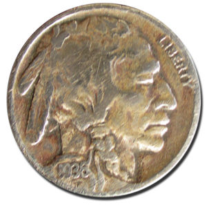 Indian Buffalo Nickel