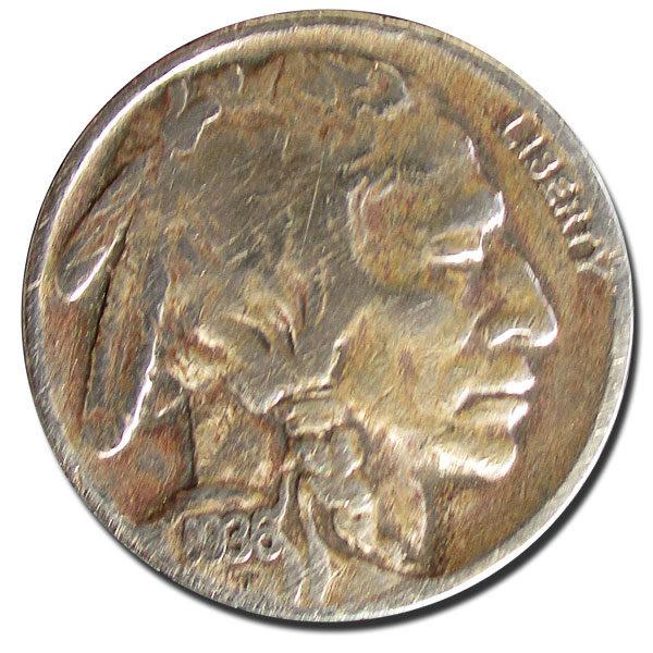 Indian Buffalo Nickel