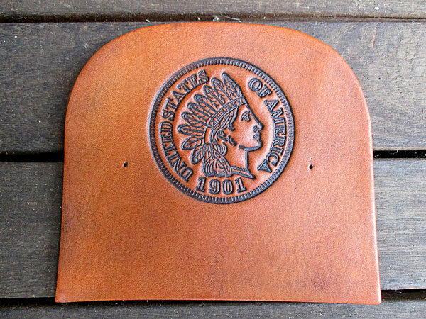 Indian Head Penny (Tan)-010