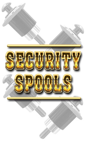 Osprey Limited Security Spools