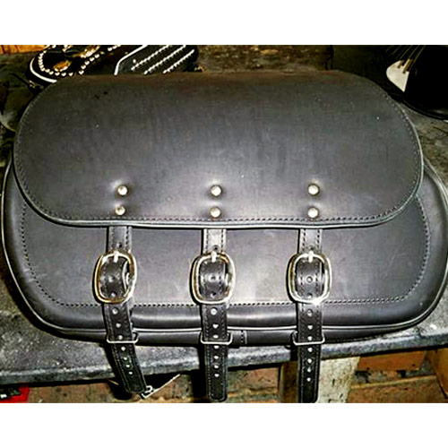 Chief H-D Saddlebags Plain